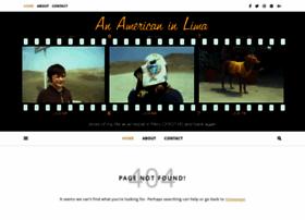 Americaninlima.com thumbnail