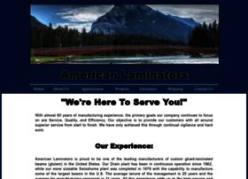Americanlaminators.com thumbnail