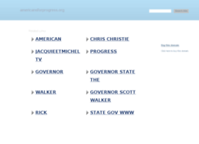 Americansforprogress.org thumbnail