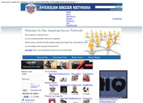Americansoccernetwork.com thumbnail