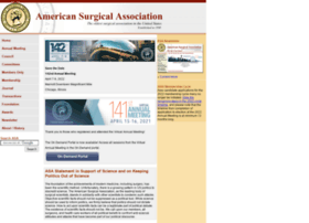 Americansurgical.org thumbnail