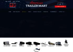 Americantrailermart.com thumbnail