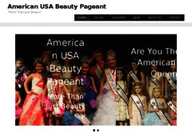 Americanusabeautypageant.com thumbnail