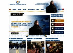 Americanveteranscenter.org thumbnail