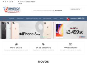 Americaphones.com.br thumbnail