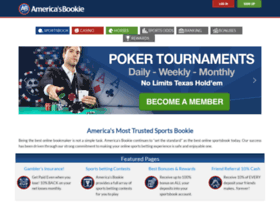 Americasbookie.com thumbnail