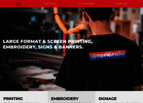 Amerigrafix.net thumbnail
