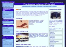 Amerindianarts.us thumbnail