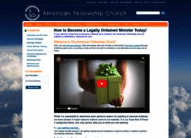 Amfellow.org thumbnail