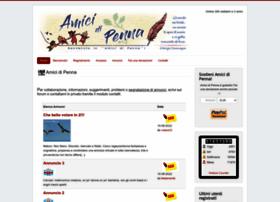 Amicidipenna.org thumbnail