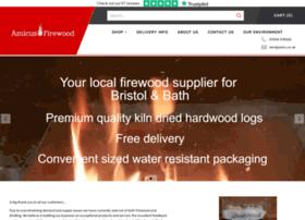 Amicusfirewood.co.uk thumbnail