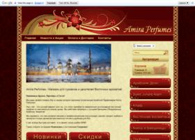 Amira-perfumes.com.ua thumbnail