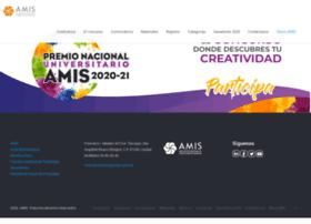 Amisinteruniversitario.com.mx thumbnail