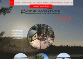 Amiskaventure.ca thumbnail