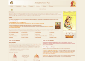 Amitabha-terre-pure.net thumbnail