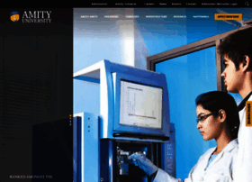 Amity.edu thumbnail