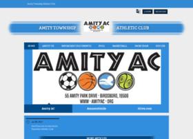 Amityac.org thumbnail