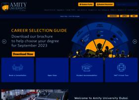 Amityuniversity.ae thumbnail