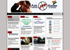 Amjobhunter.info thumbnail