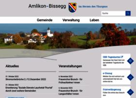 Amlikon-bissegg.ch thumbnail