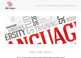 Amlingua.co.uk thumbnail