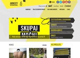 Amnesty.si thumbnail