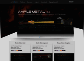 Amplesound.net thumbnail