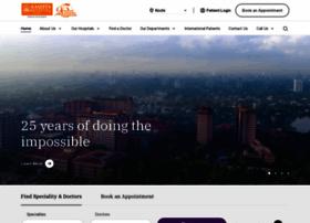 Amritahospitals.org thumbnail