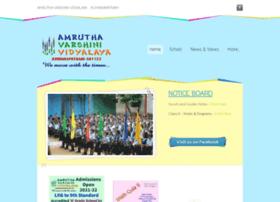 Amruthavarshinividyalaya.in thumbnail