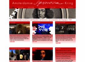 Amsterdamsespinozakring.nl thumbnail