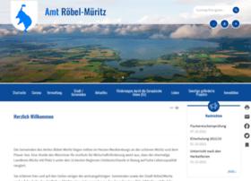 Amt-roebel-mueritz.de thumbnail