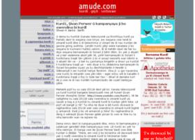 Amude.net thumbnail