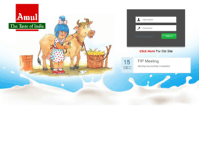 Amul.org.in thumbnail