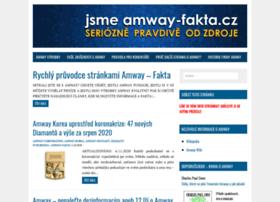 Amway-fakta.cz thumbnail