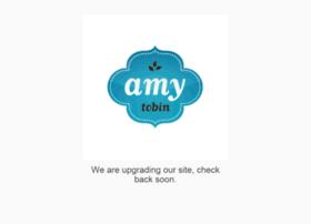 Amy-tobin.com thumbnail