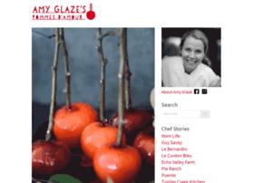 Amyglaze.com thumbnail