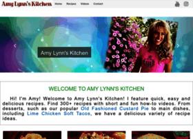 Amylynnskitchen.com thumbnail