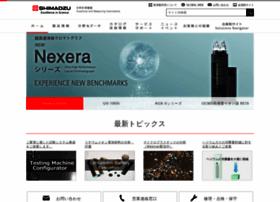 An.shimadzu.co.jp thumbnail