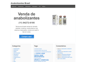 Anabolizantesbrasil.com thumbnail