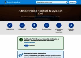 Anac.gov.ar thumbnail