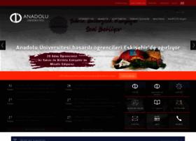 Anadolu.edu.tr thumbnail