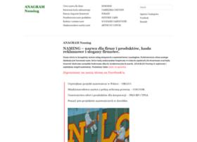 Anagram.pl thumbnail