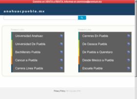 Anahuacpuebla.mx thumbnail