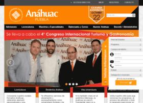 Anahuacpuebla.org thumbnail