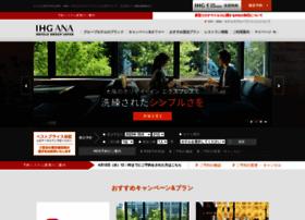 Anaihghotels.co.jp thumbnail