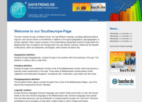 Analysisturkey-daystrend.de thumbnail
