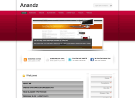 Anandz.co.in thumbnail