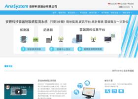 Anasystem.com.tw thumbnail