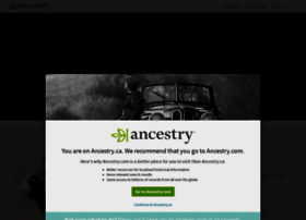 Ancestry.ca thumbnail