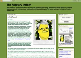 Ancestryinsider.org thumbnail
